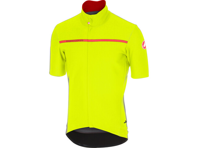Castelli Gabba 3 Bike Jersey Shortsleeve Men yellow at Bikester.co.uk be3a4f4b6